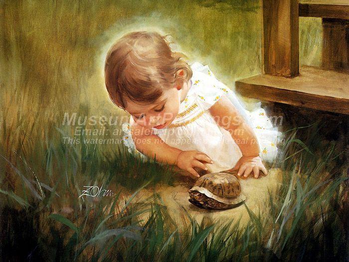 Zolan Children Paintings 017